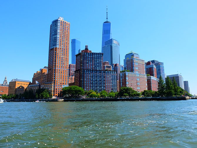TriBeCa in New York - Ufer