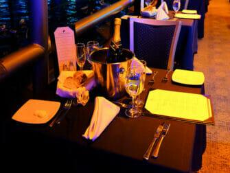 Bootstour mit Abendessen Cruise in New York - Upgrade
