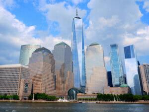 One World Ausssichtsplattform in New York
