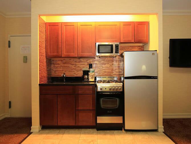Apartments und Ferienwohnungen in New York - Radio City Apartments