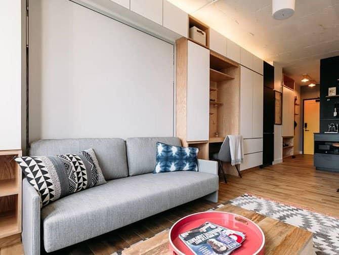 Apartments und Ferienwohnungen in New York - WeLive Wall Street