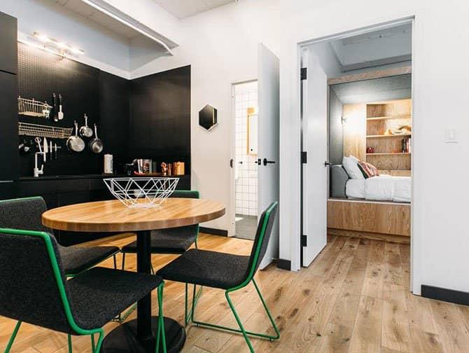 Apartments und Ferienwohnungen in New York - WeLive Apartment