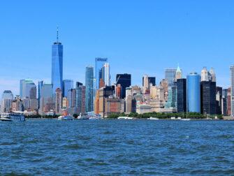 Circle Line Liberty Bootstour (60 Minuten) - Skyline