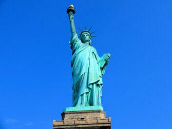 Circle Line Liberty Bootstour (60 Minuten) - Freiheitsstatue