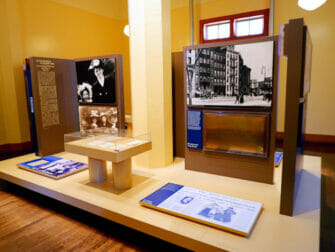 Bootstour zur Freiheitsstatue und Ellis Island - Ausstellung