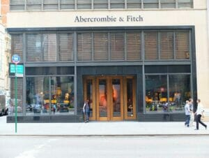 Abercrombie and Fitch in New York