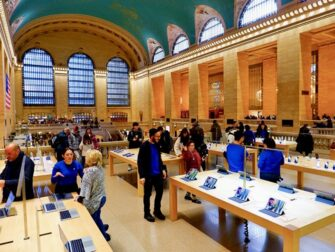 Apple Store in New York - Grand Central