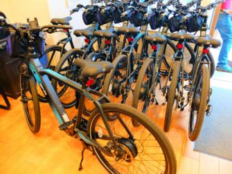 Tipps fuer Menschen mit Behinderung in New York - E-Bike