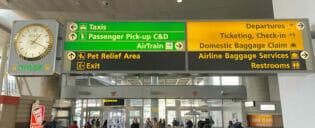 Transfer vom JFK Flughafen nach Manhattan