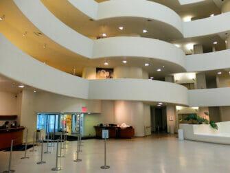 Museum Guggenheim in New York