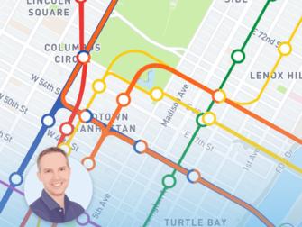New York Subway (U-Bahn) - Eric's New York App