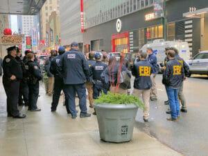 Sicherheit in New York