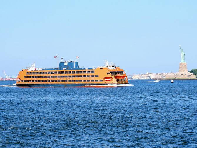 Staten Island in New York