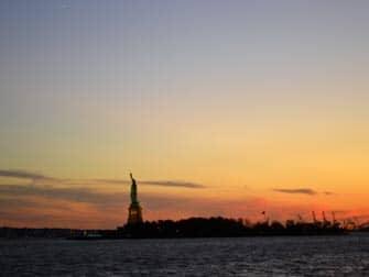 Bootstour in der Dämmerung (90 Minuten) - Sonnenuntergang