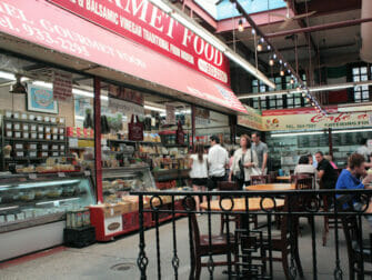 The Bronx in New York Market in Little Italy