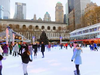 Was trägt man in New York - Winter