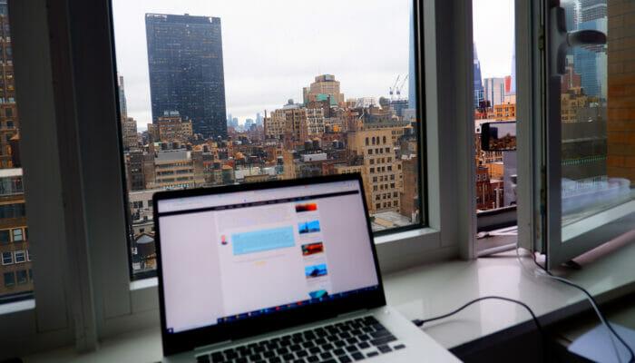 Leben und Arbeiten in New York - Erics New York