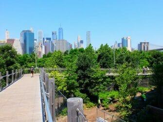 Brooklyn Bridge - Squibb Bridge