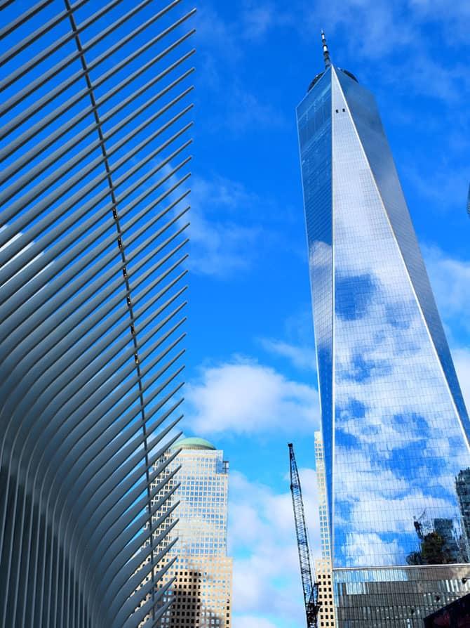 Freedom Tower / One World Trade Center - OWTC und Oculus