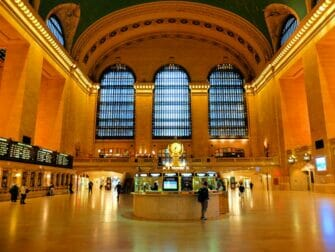 Grand Central Terminal - Uhr