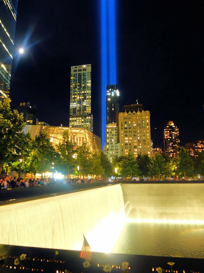 Ground Zero - Lichter