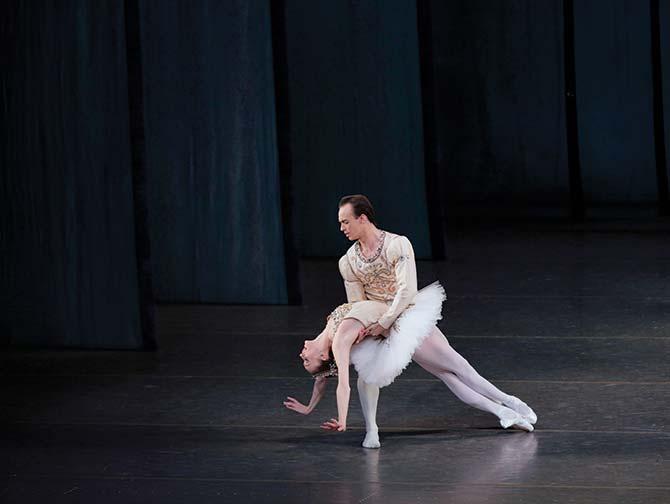Ballettkarten in New York - Juwelen