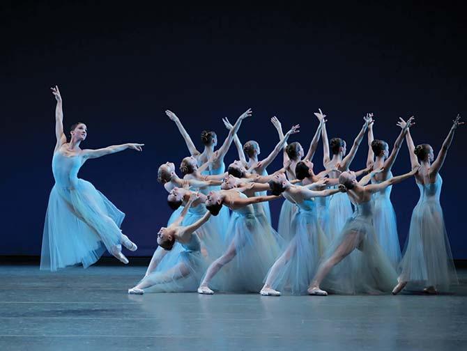 Ballettkarten in New York - Serenade