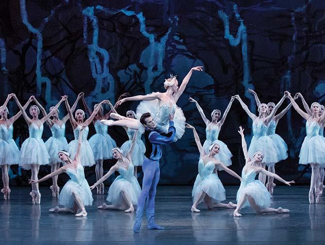 Ballettkarten in New York - Schwanensee