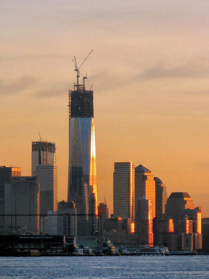 Freedom Tower One World Trade Center - One World Trade Center New York
