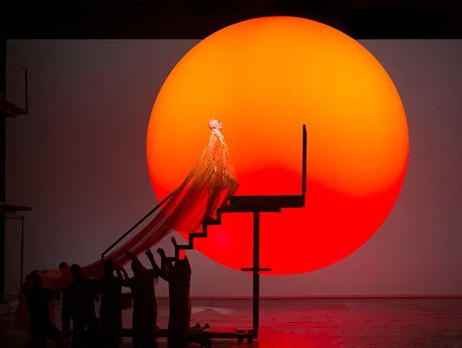 Opernkarten in New York - Akhnaten