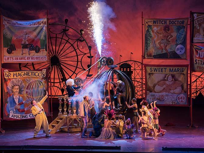 Opernkarten in New York - Cosi fan tutte