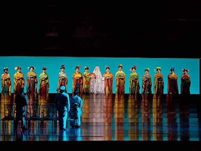 Opernkarten in New York - Madama Butterfly