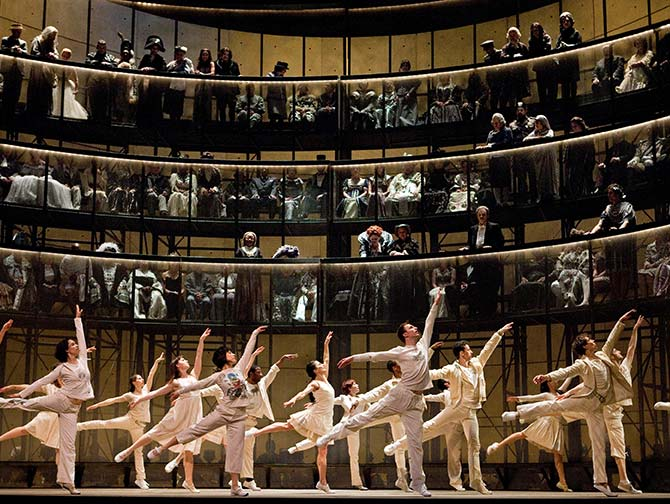 Opernkarten in New York - Orfeo
