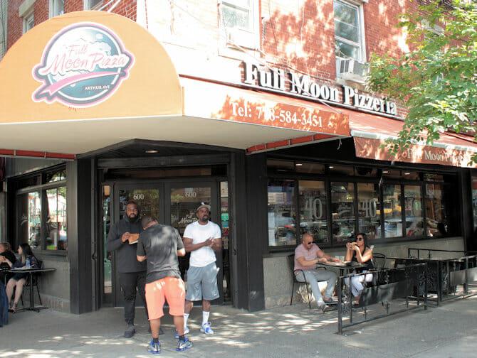Die Bronx Tour - Gebäude in der Bronx in New York