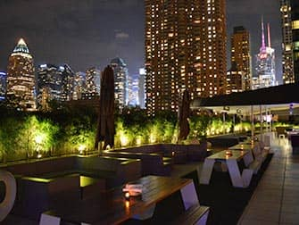 Yotel in New York Rooftop