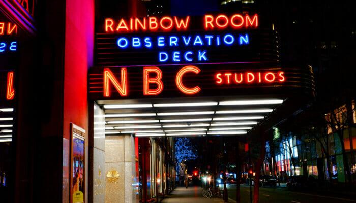 Rockefeller Center in New York - NBC