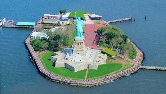 Freiheitsstatue - Liberty Island