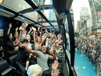 The Ride Welle New York City