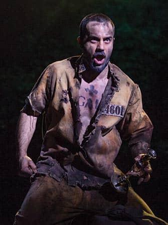 Les Misérables in New York - Das Musical am Broadway