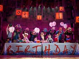 Matilda am Broadway Tickets - Geburtstag