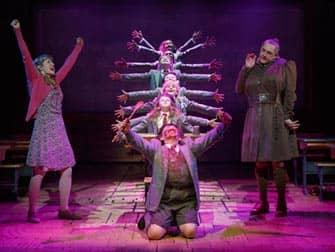 Matilda am Broadway Tickets - Kinder