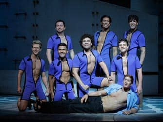 Mamma Mia! am Broadway Tickets - Tanztruppe