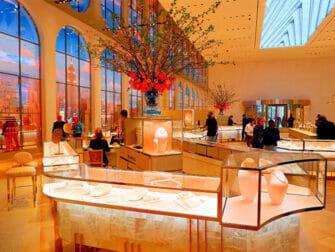 Tiffany & Co. New York - Auslage