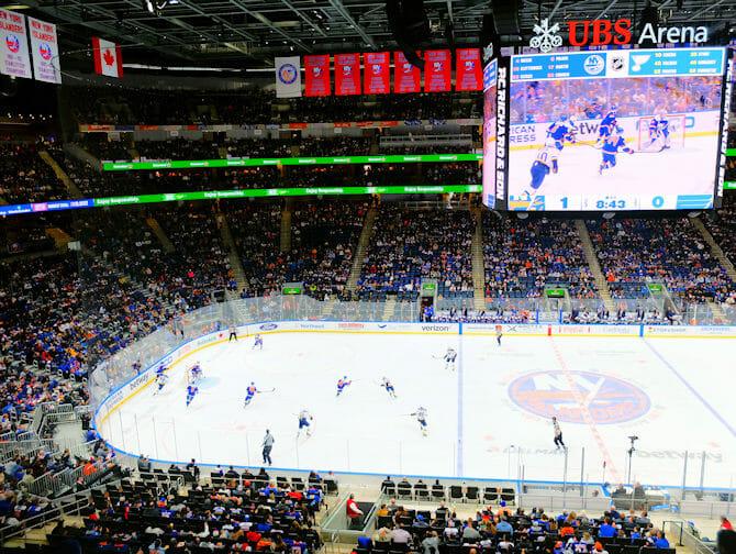 New York Islanders - Fahne