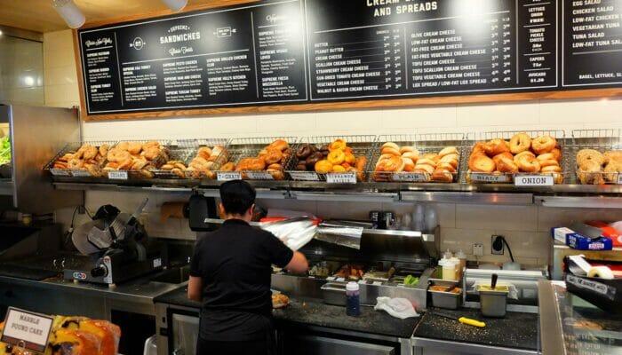 Die besten Bagels in New York - Pick a Bagel