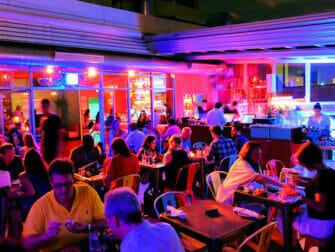 New York Reise Kosten - Cantina Rooftop Restaurant