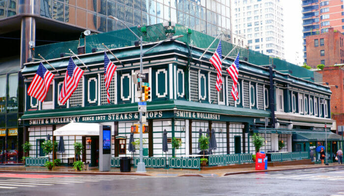 Bestes Steakhouse in New York - Smith and Wollensky