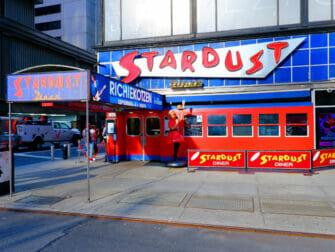 Frühstück in New York - Ellen's Stardust