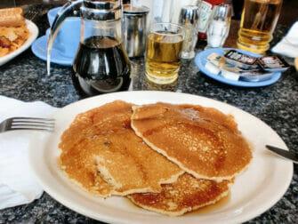 Pancake Frühstück in New York