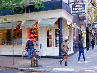 Little Cupcake Bakeshop in New York